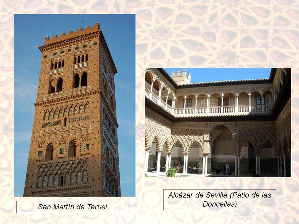 Alcázar de Sevilla (Patio de las Doncellas)