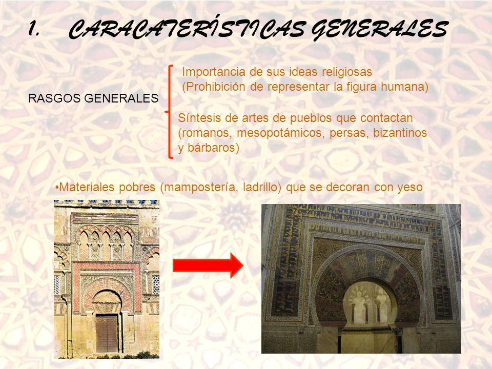 CARACATERÍSTICAS GENERALES