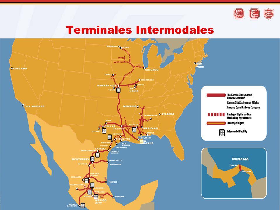 Terminales Intermodales