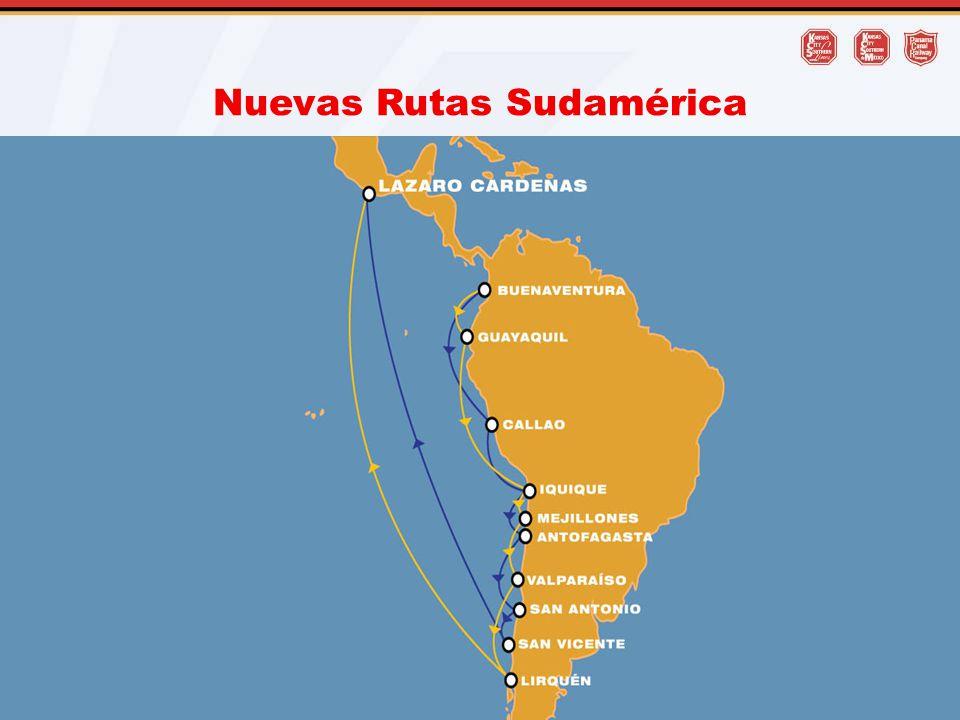 Nuevas Rutas Sudamérica