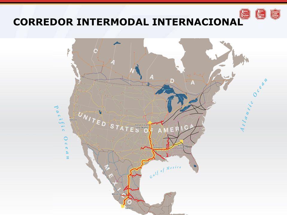CORREDOR INTERMODAL INTERNACIONAL