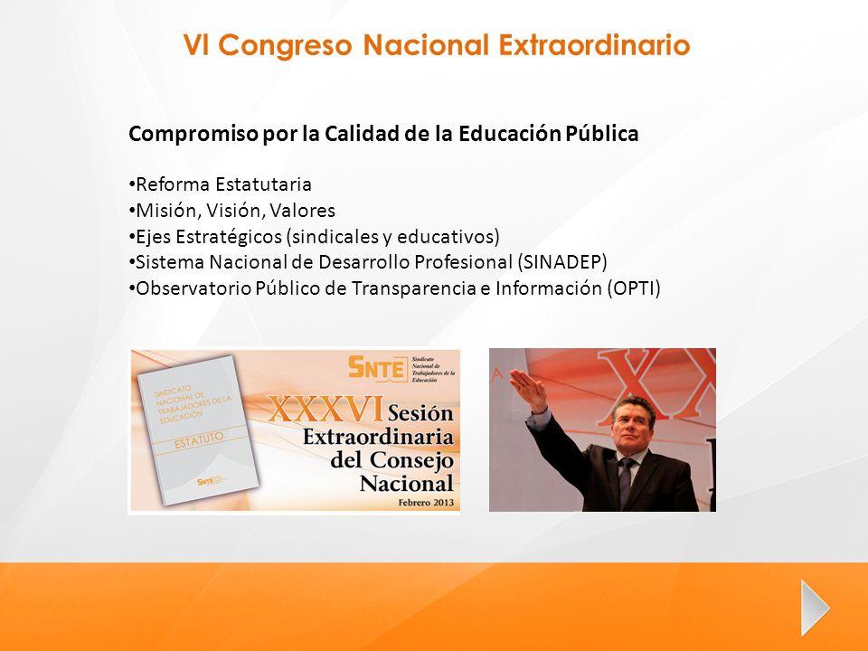 Vl Congreso Nacional Extraordinario