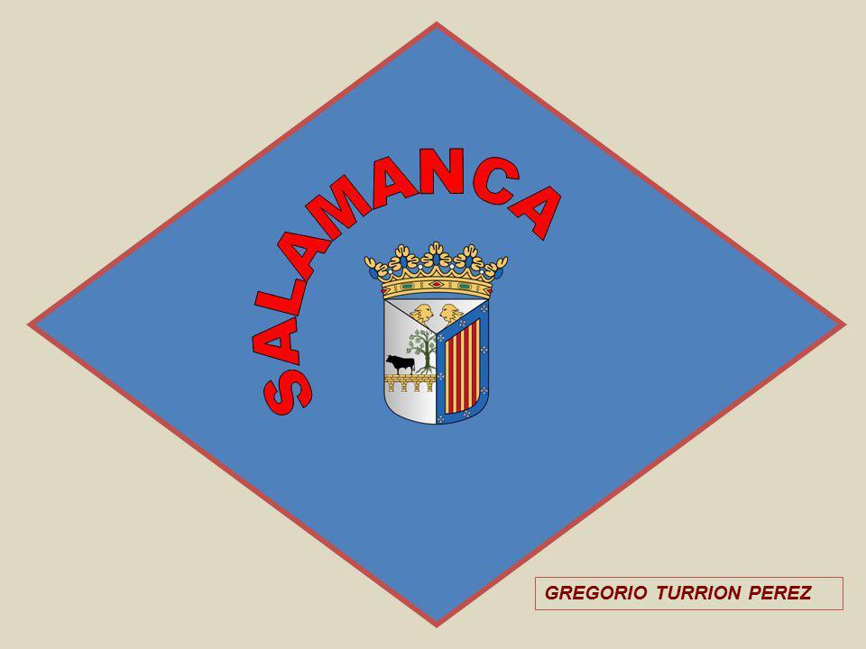SALAMANCA GREGORIO TURRION PEREZ