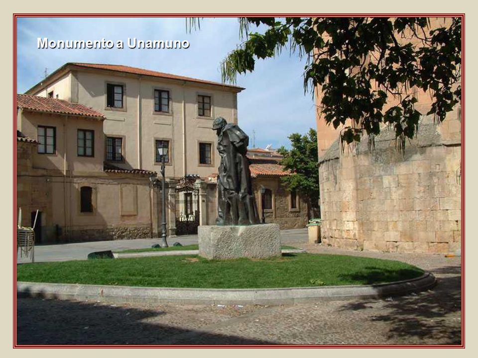 Monumento a Unamuno