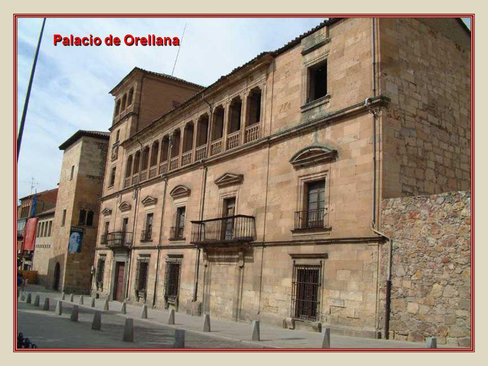 Palacio de Orellana