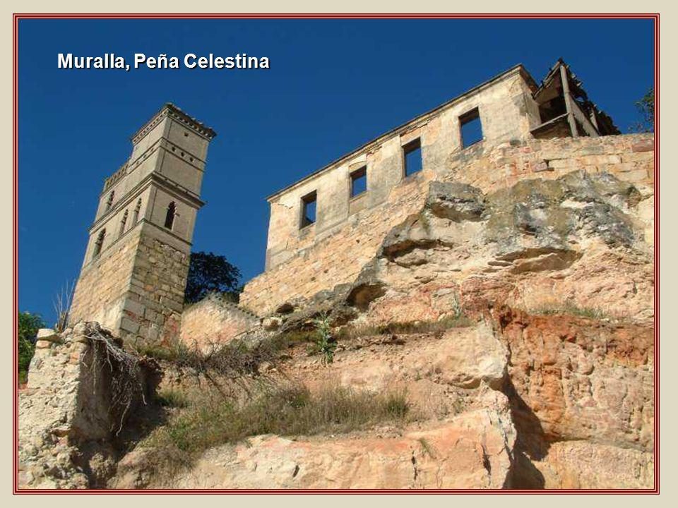Muralla, Peña Celestina