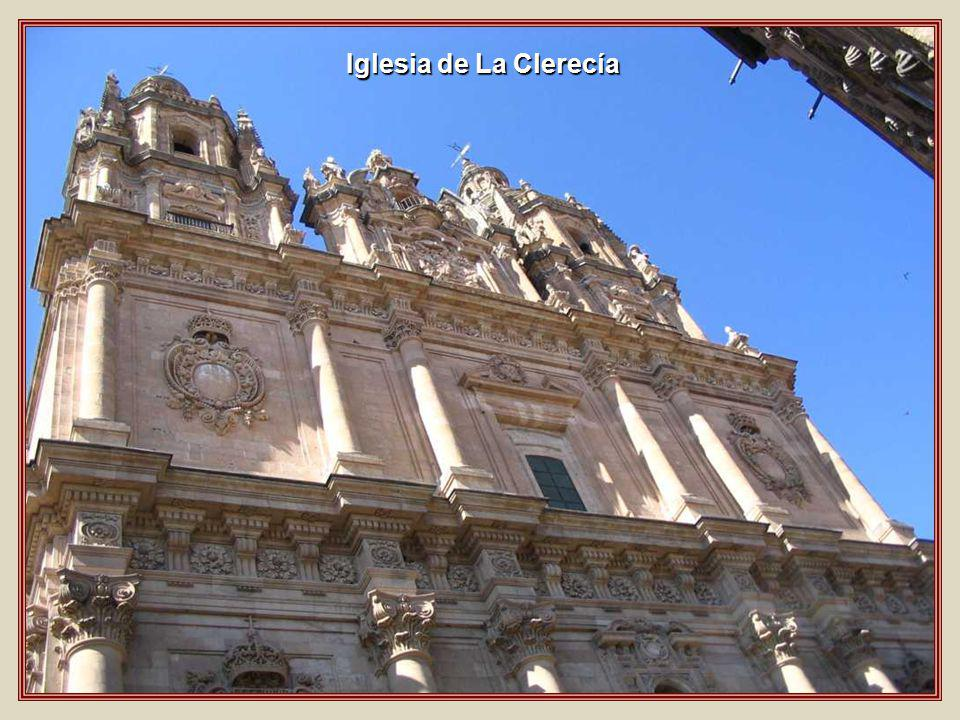 Iglesia de La Clerecía