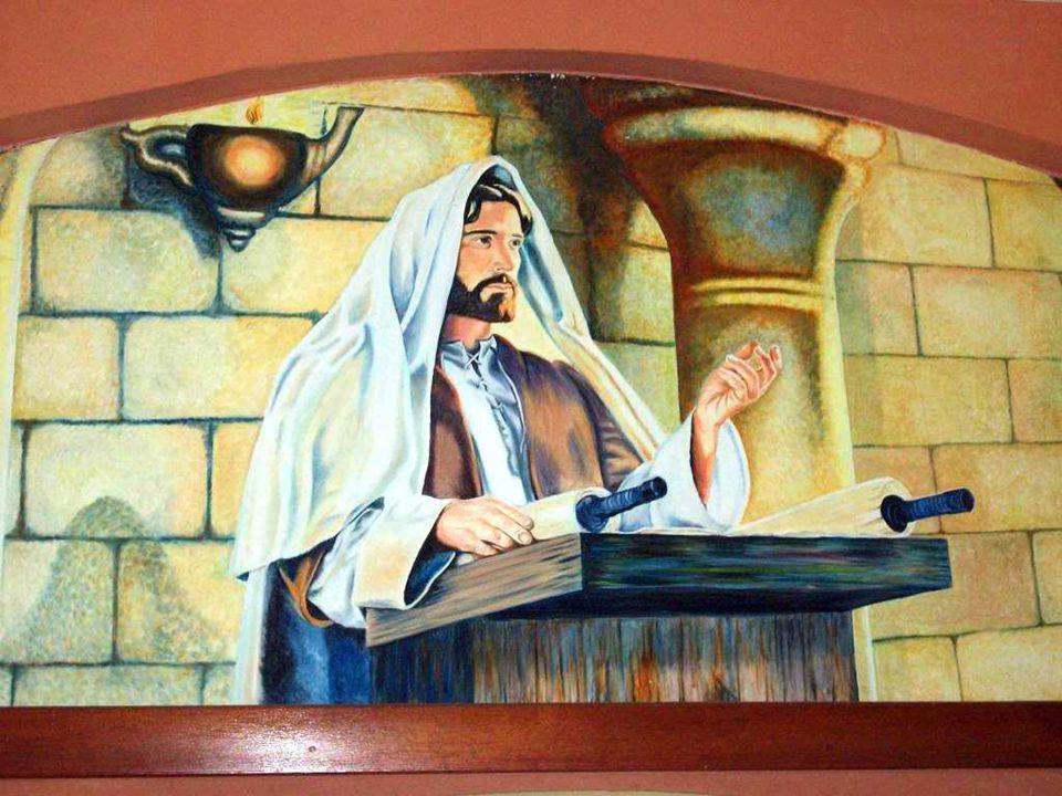 La misión de Jesús y nuestra misión...