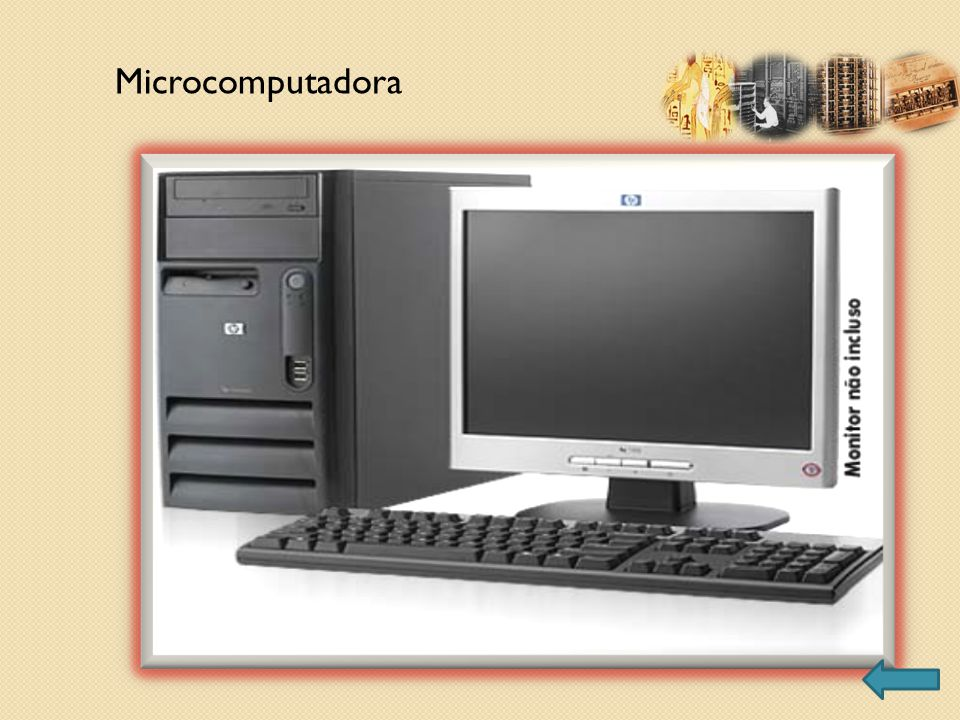 Microcomputadora