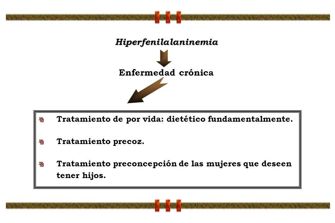Hiperfenilalaninemia