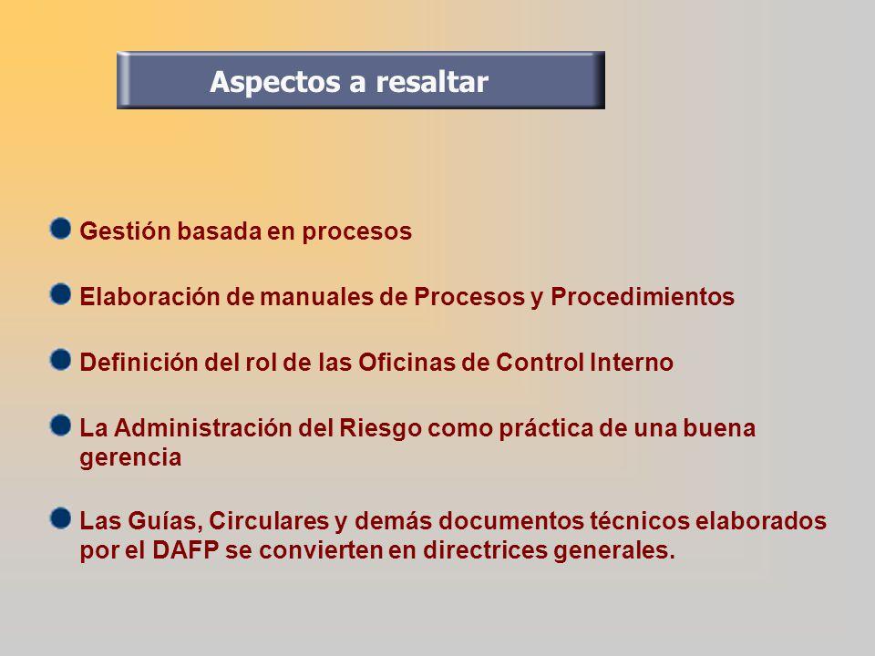 Modelo estandar de control interno para el estado for Practica de oficina definicion