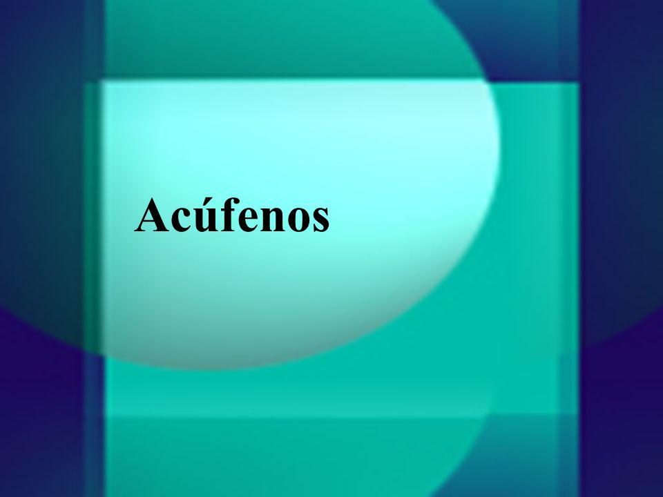 Acúfenos