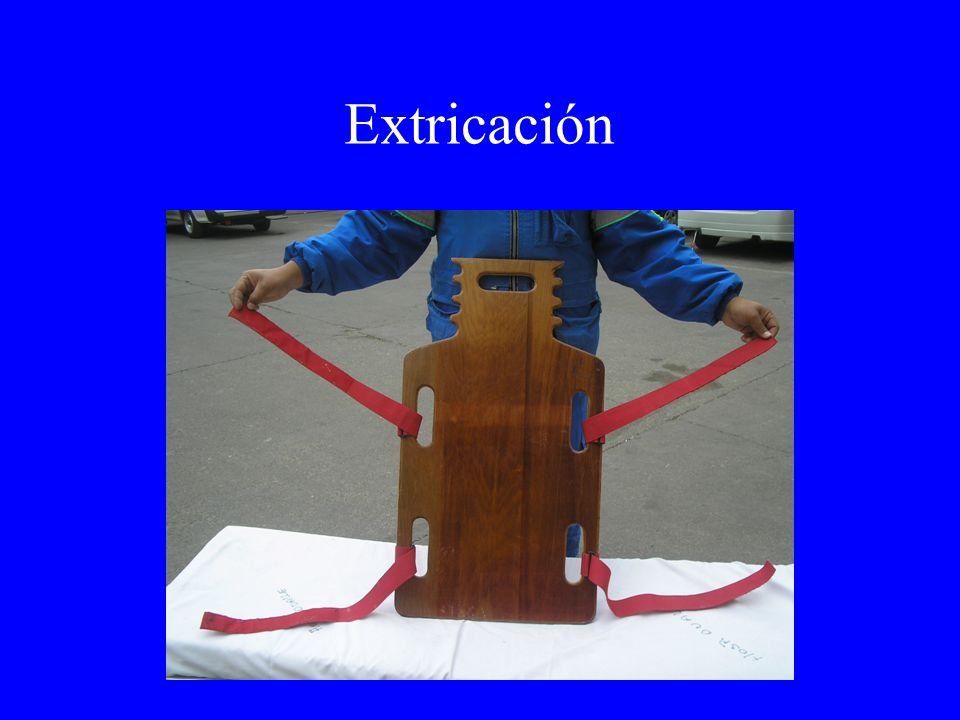Extricación