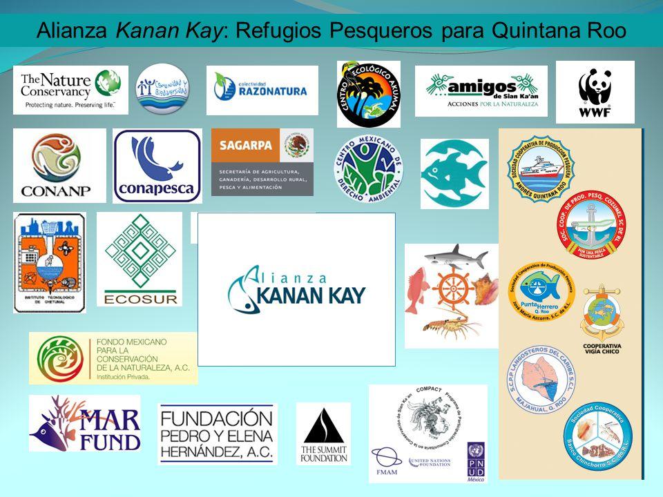 Alianza Kanan Kay: Refugios Pesqueros para Quintana Roo