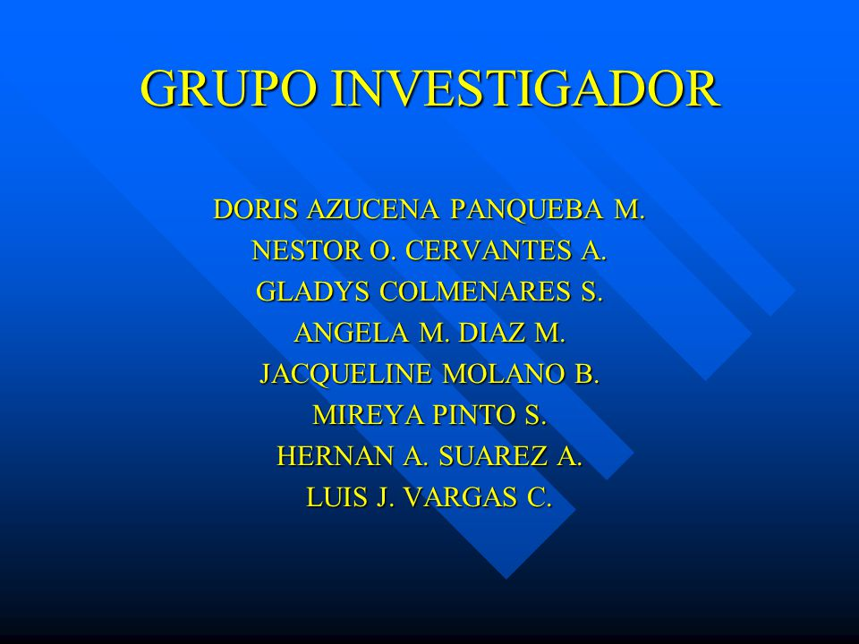 DORIS AZUCENA PANQUEBA M.