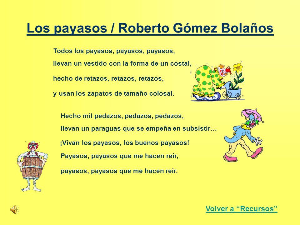 Los payasos / Roberto Gómez Bolaños