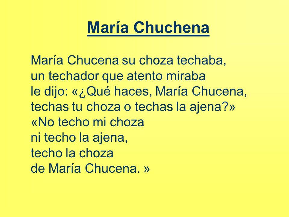 María Chuchena