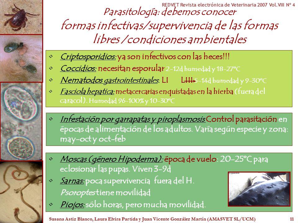 REDVET Revista electrónica de Veterinaria 2007 Vol.VIII Nº 4
