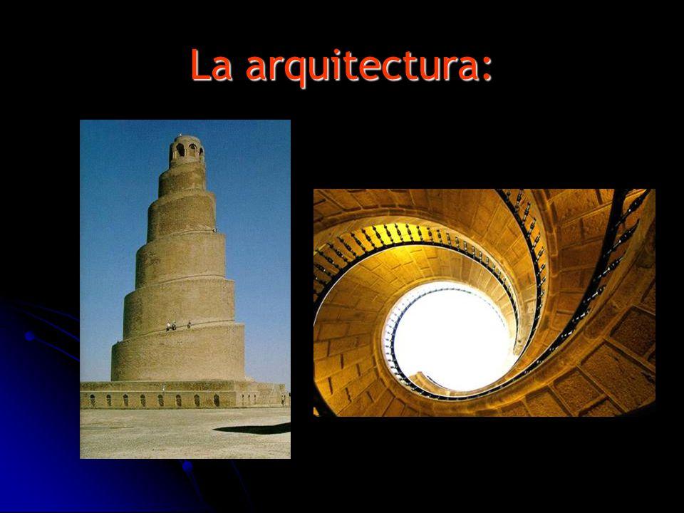 La arquitectura: