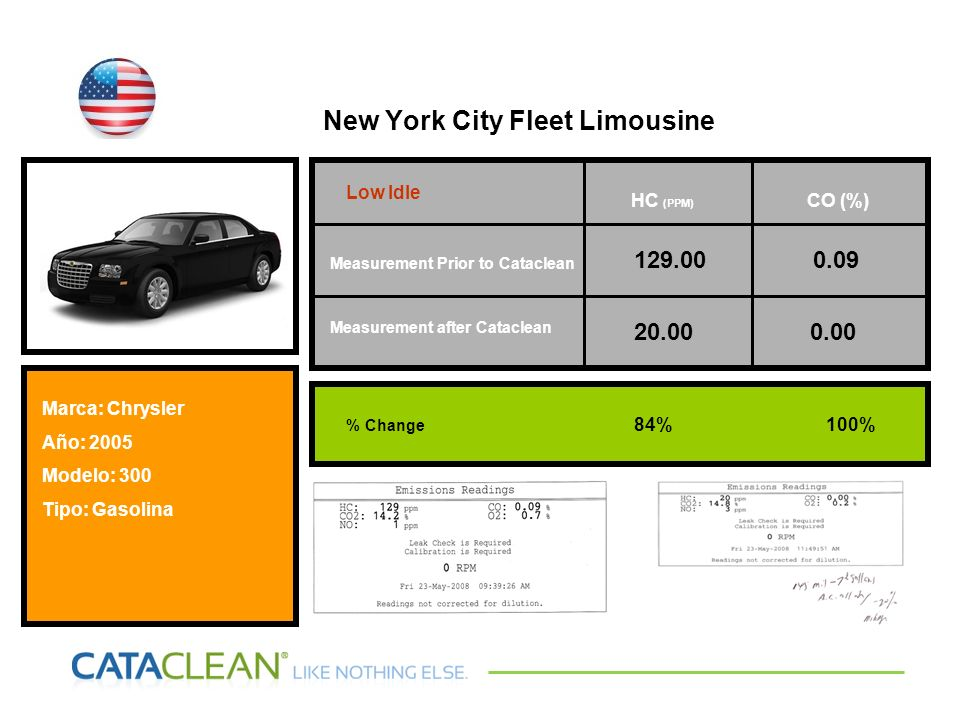 New York City Fleet Limousine