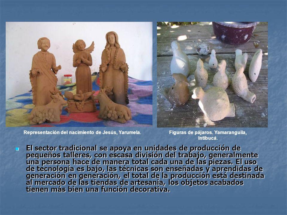 Representación del nacimiento de Jesús, Yarumela.