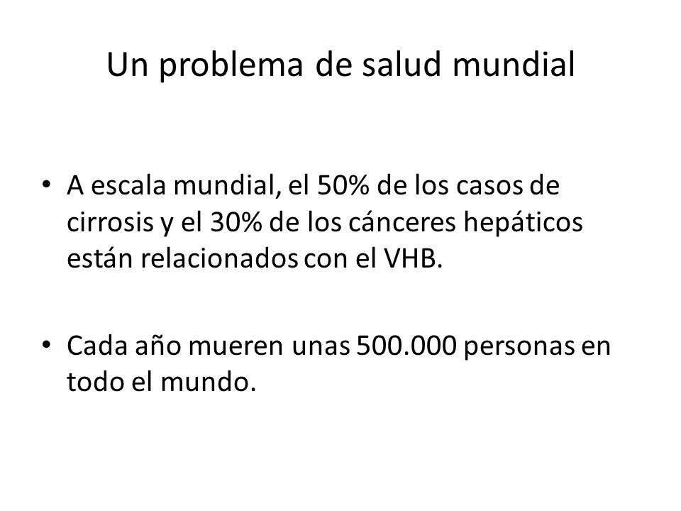 Un problema de salud mundial
