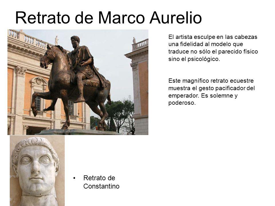 Retrato de Marco Aurelio