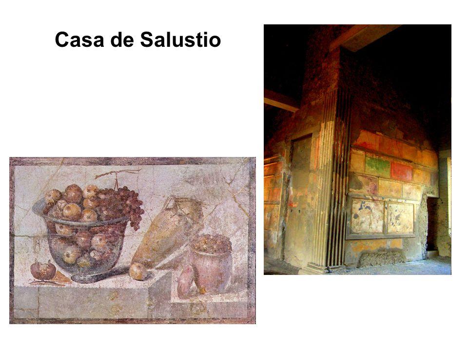 Casa de Salustio