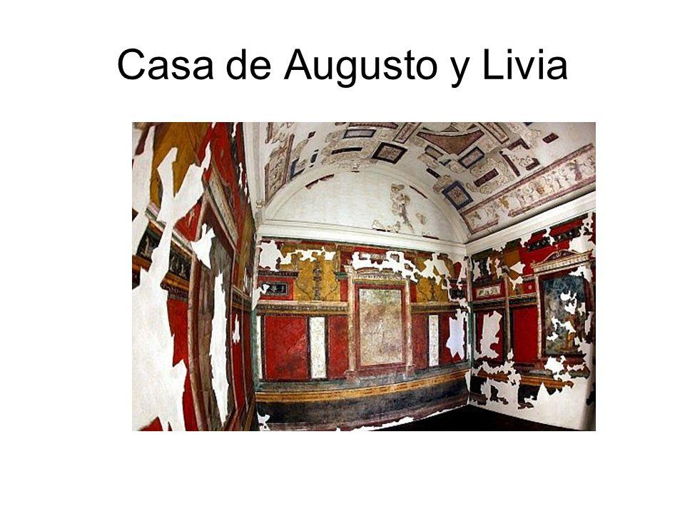 Casa de Augusto y Livia