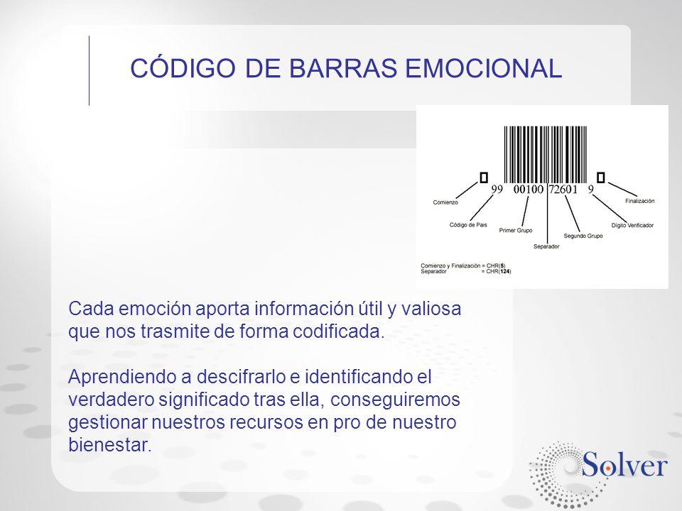 CÓDIGO DE BARRAS EMOCIONAL