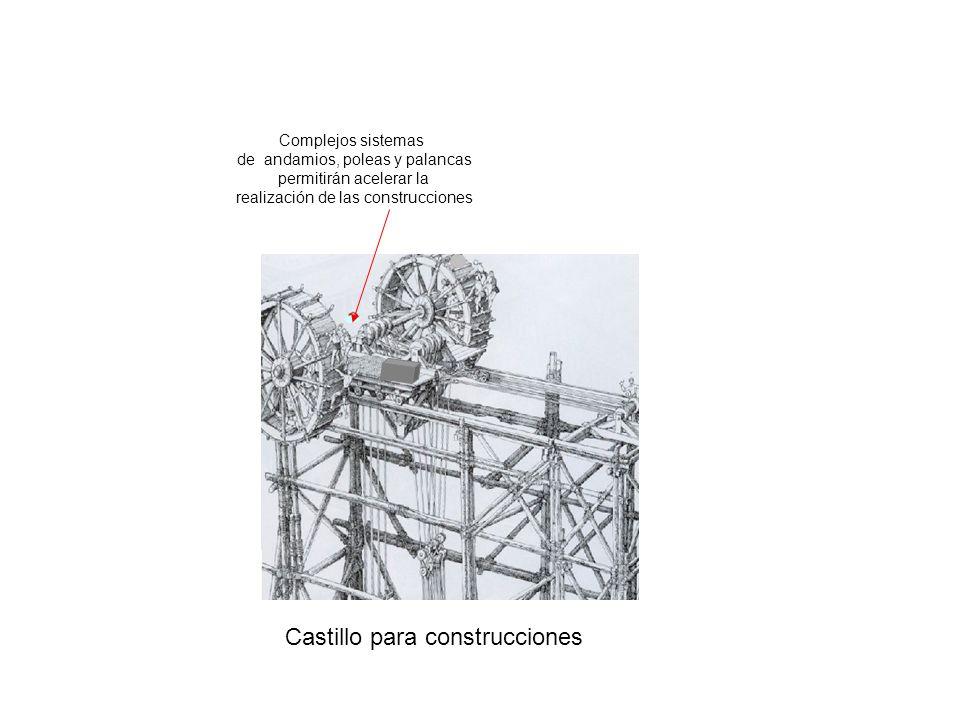 Castillo para construcciones