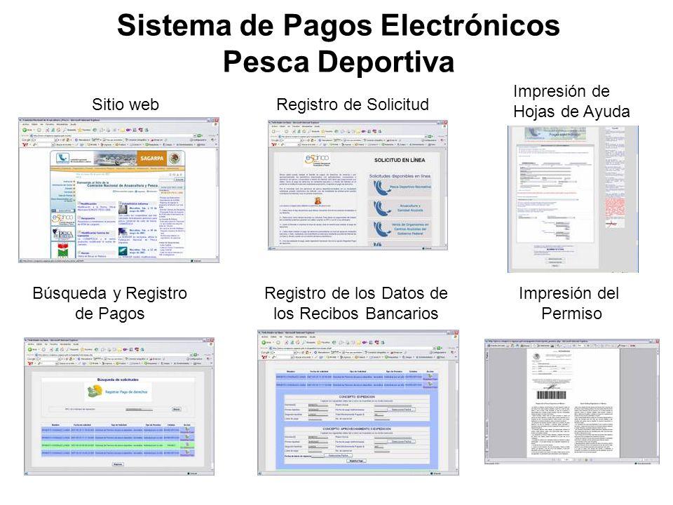 Sistema de Pagos Electrónicos