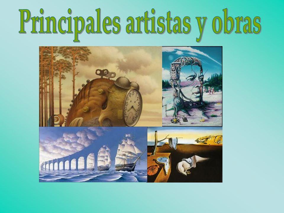 Principales artistas y obras