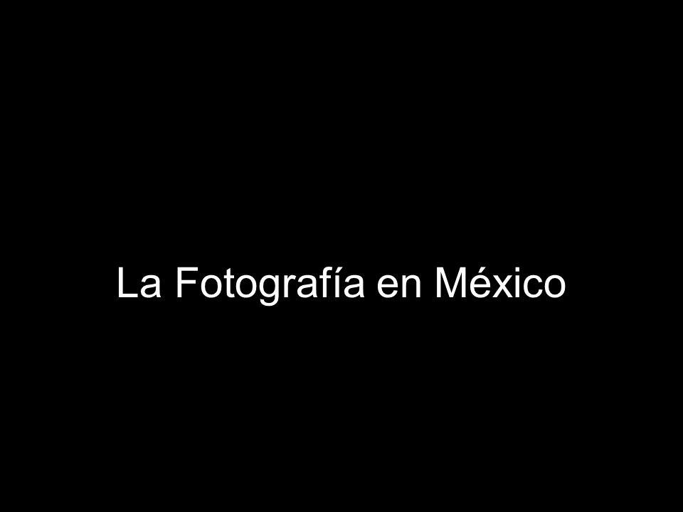 La Fotografía en México