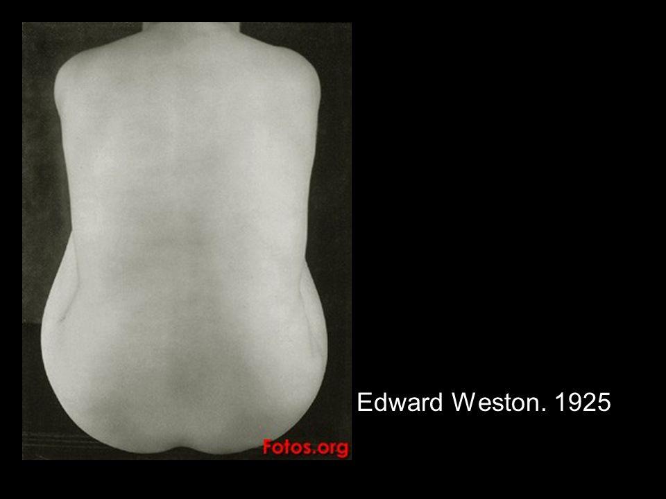Edward Weston. 1925
