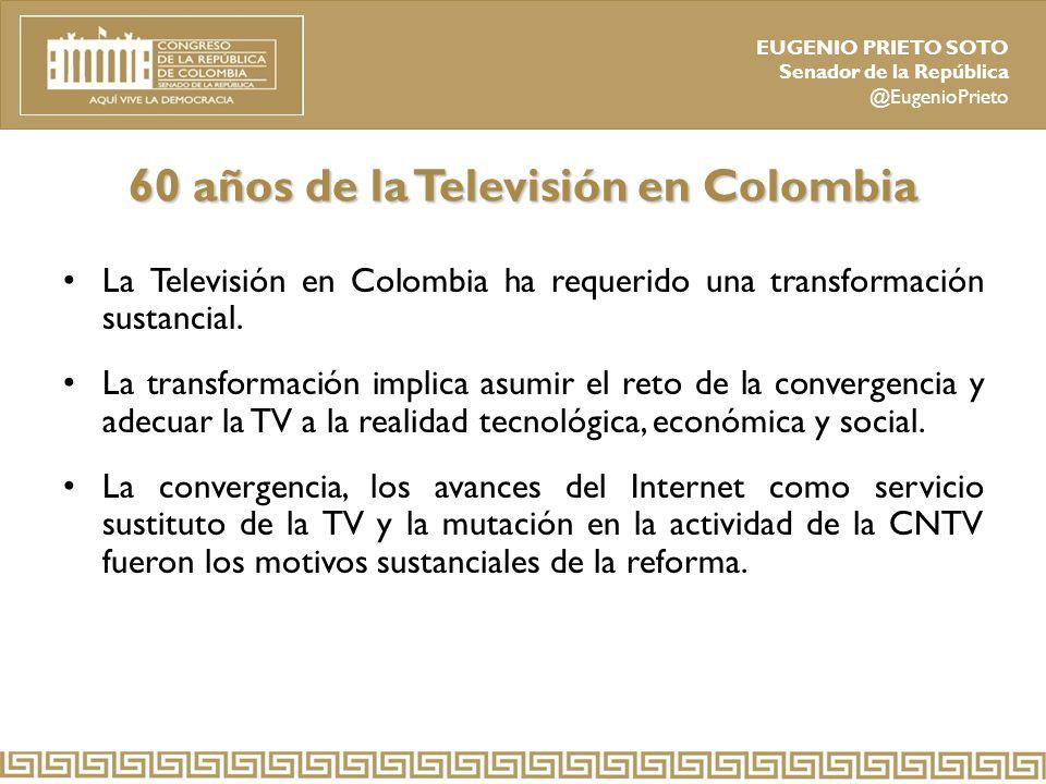 60 años de la Televisión en Colombia