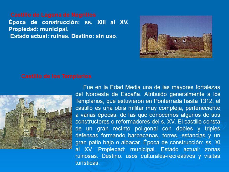 Castillo de Laguna de Negrillos