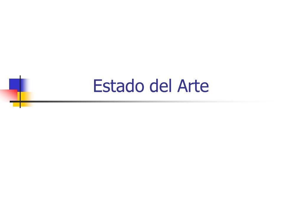 Estado del Arte