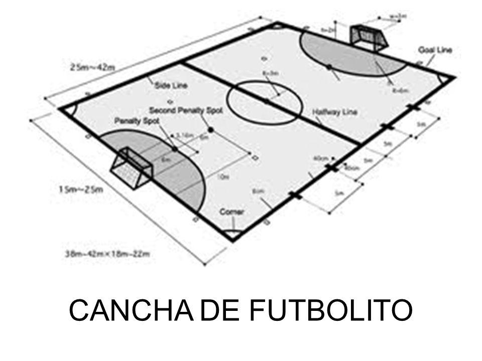 CANCHA DE FUTBOLITO