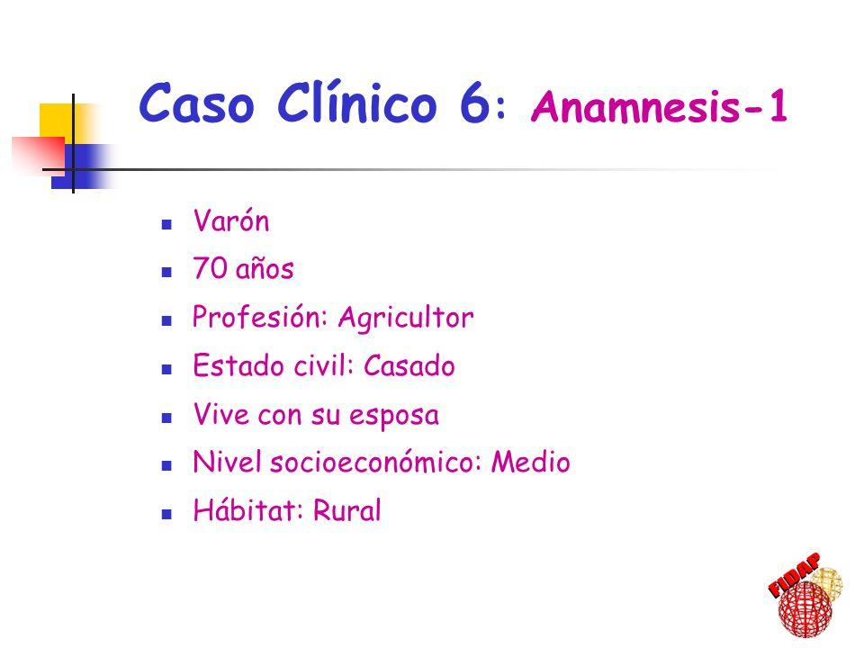 Caso Clínico 6: Anamnesis-1