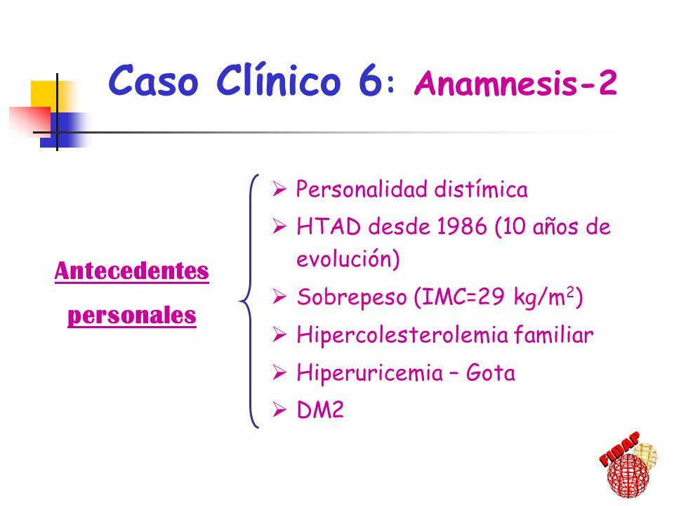 Caso Clínico 6: Anamnesis-2