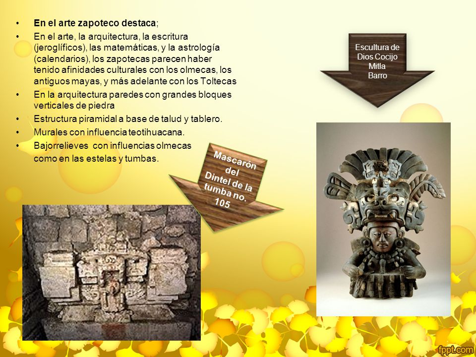Mascarón del Dintel de la tumba no. 105