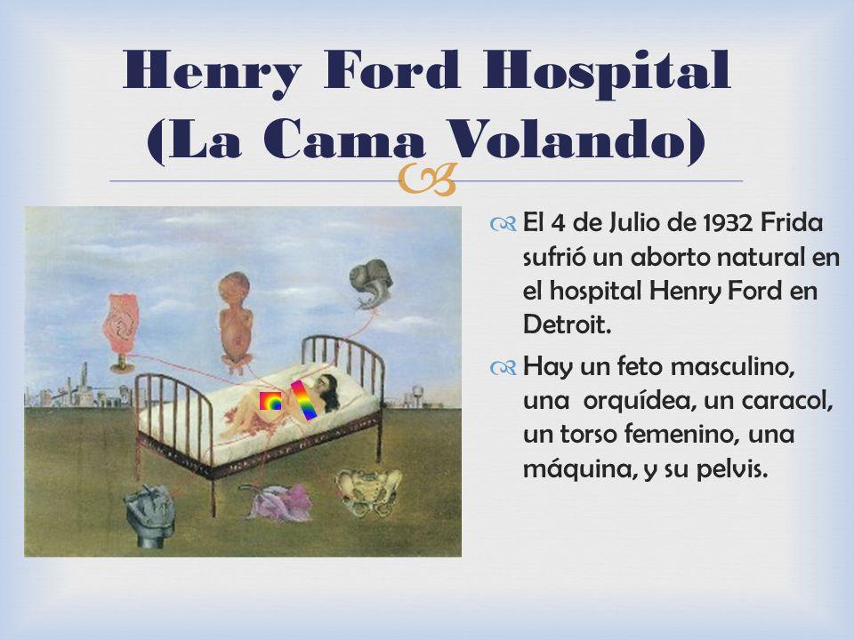 Henry Ford Hospital (La Cama Volando)