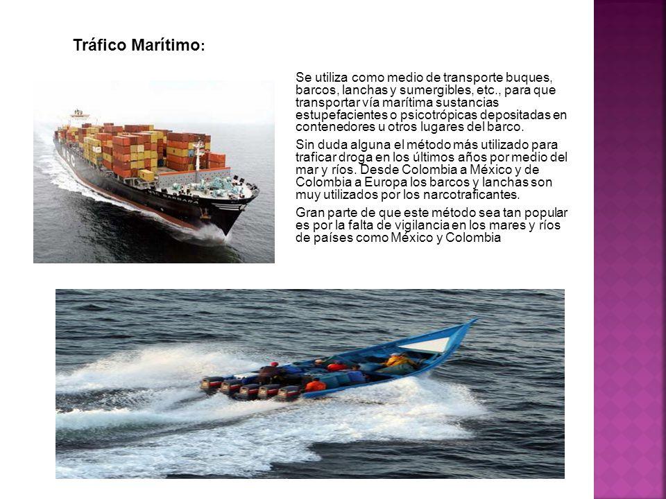 Tráfico Marítimo: