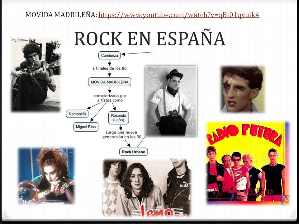 MOVIDA MADRILEÑA: https://www.youtube.com/watch v=qBi01qvuik4
