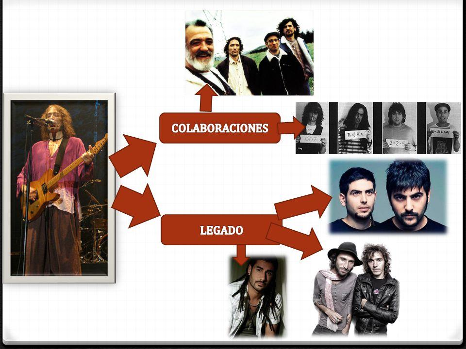 COLABORACIONES LEGADO