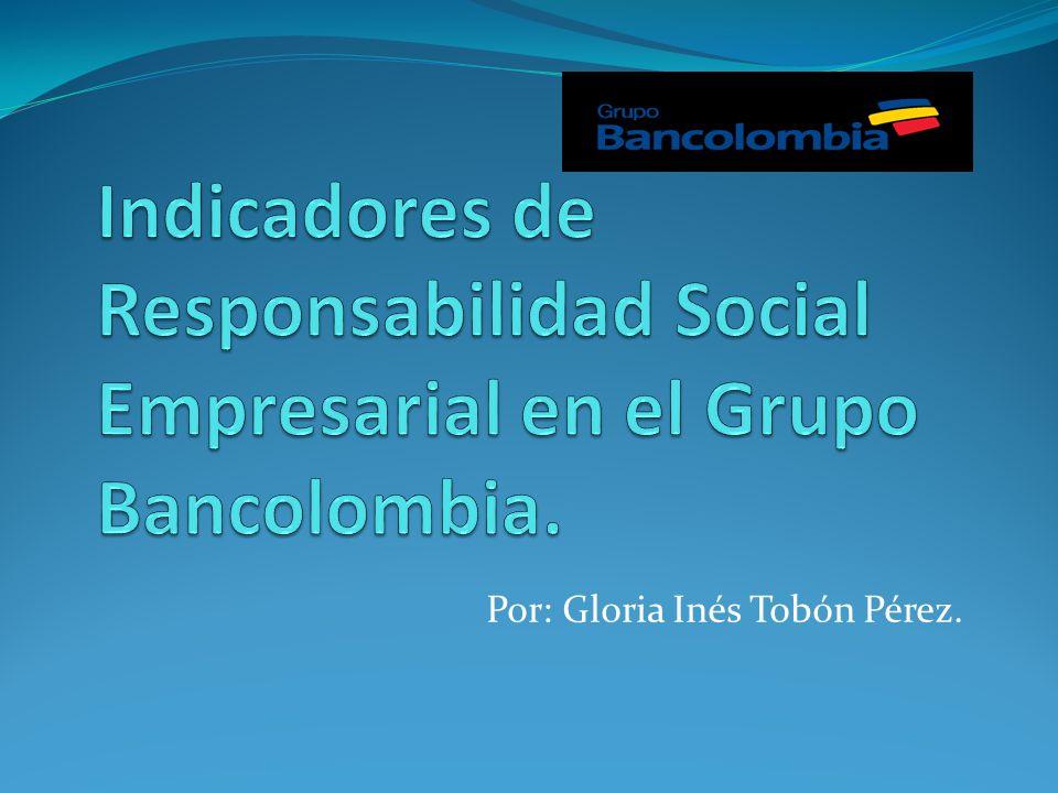 Por: Gloria Inés Tobón Pérez.