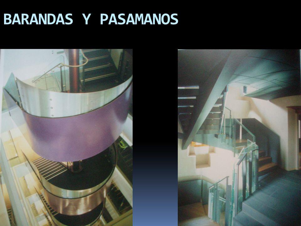 BARANDAS Y PASAMANOS