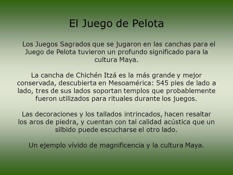 Un ejemplo vívido de magnificencia y la cultura Maya.