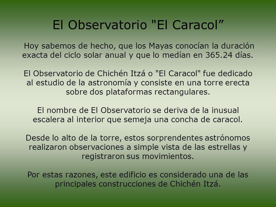 El Observatorio El Caracol